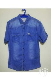 Male Denim Shirt | Clothing for sale in Lagos State, Alimosho