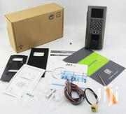 Fingerprint PIN Access Control Time Attendance ZKT F18 Biometric Card | Computer Accessories  for sale in Lagos State, Ikeja