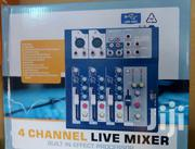 Yamaha 4 Channels Live Mixer | Audio & Music Equipment for sale in Lagos State, Alimosho
