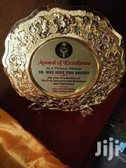 Award With Printing | Arts & Crafts for sale in Lagos State, Maryland