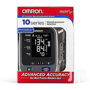 Omron 10 Series Upper Arm Blood Pressure Monitor With Cuff | Medical Equipment for sale in Lagos State, Agboyi/Ketu