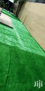Synthetic Turf Decorative Green Grass For Sale Per Roles/Meters | Landscaping & Gardening Services for sale in Cross River State, Bakassi