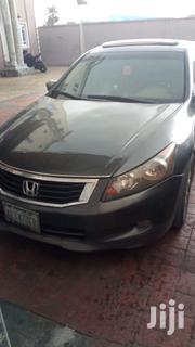 Honda Accord 2008 Gray   Cars for sale in Rivers State, Obio-Akpor