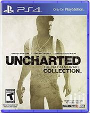 PS4 Uncharted The Nathan Drake Collection | Video Games for sale in Lagos State, Lagos Mainland
