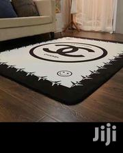 Chanel Luxury Centre Rug - Black/White | Home Accessories for sale in Lagos State, Ikeja