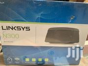 Cisco Linksys N300 Router | Networking Products for sale in Lagos State, Ikeja