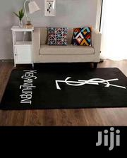 Yves Saint Laurent YSL Luxury Centre Rug - Black/White | Home Accessories for sale in Lagos State, Ikeja