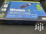 Clsco-linksys Wireless G USB Network ADAPTER | Networking Products for sale in Lagos State, Ikeja