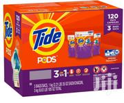 Tide Pods Spring Meadow Laundry Detergent 120pods | Baby & Child Care for sale in Lagos State, Ikeja