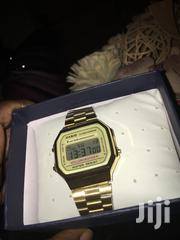 Casio Gold Watch | Watches for sale in Abuja (FCT) State, Galadimawa