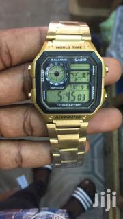 Brand New Gold Casio | Watches for sale in Abuja (FCT) State, Galadimawa