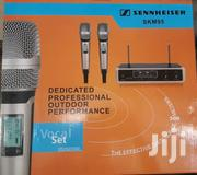 Sennheiser SKM95 Cordless Microphone With LCD - 300 Meters | Audio & Music Equipment for sale in Lagos State, Lagos Mainland