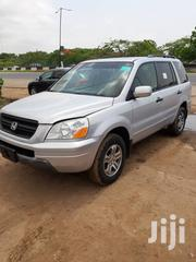 Honda Pilot 2005 EX 4x4 (3.5L 6cyl 5A) Silver   Cars for sale in Lagos State, Ikeja