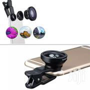 3-in-1 Wide Angle Macro Fisheye Lens Camera Kits | Photo & Video Cameras for sale in Ondo State, Akure