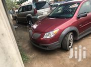 Pontiac Vibe AWD 2006 Red | Cars for sale in Lagos State, Ojodu