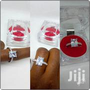 Zain Vick Ladies Engagement Ring - Silver   Jewelry for sale in Lagos State, Ikeja