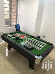 Pool Table With Complete Accessories | Sports Equipment for sale in Akwa Ibom State, Uyo