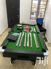 Snooker Board With Complete Accessories | Sports Equipment for sale in Imo State, Owerri North