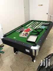 Brand New Snooker Table With Complete Accessories | Sports Equipment for sale in Ogun State, Abeokuta South