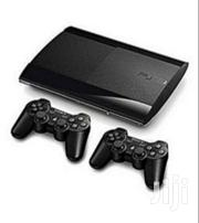 Sony PS3 Super Slim - 500GB +17 Games With 2 Wireless Pad Controller | Video Game Consoles for sale in Bayelsa State, Yenagoa