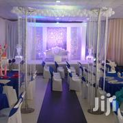All White Wedding Stage Design | Wedding Venues & Services for sale in Lagos State, Ikeja