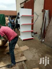 Double Sided Shelves Supermarket Shelves Simple Stores | Store Equipment for sale in Lagos State, Agboyi/Ketu