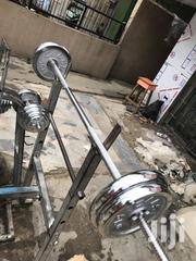 Barbell 50kg | Sports Equipment for sale in Lagos State, Lekki Phase 2