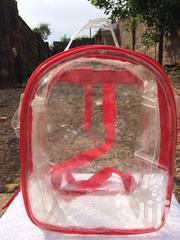 Beautiful Transparent Backpack | Bags for sale in Oyo State, Ibadan