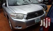 Toyota Highlander 2010 Silver | Cars for sale in Lagos State, Amuwo-Odofin