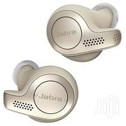 Jabra Elite 65t Earbuds | Headphones for sale in Lagos State, Ikeja