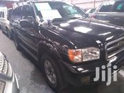 Nissan Pathfinder 2001 Automatic Black | Cars for sale in Lagos State, Ilupeju