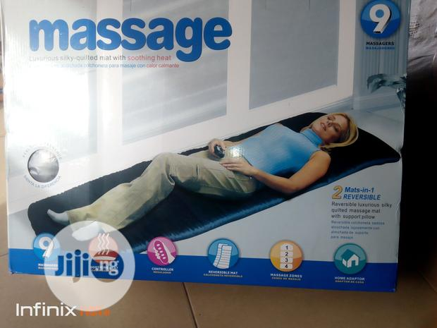 New Reversible Massage Mat