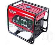 Elemax AUTHENTIC 4.5KVA Generator SH5300EX - Red. | Electrical Equipment for sale in Imo State, Owerri