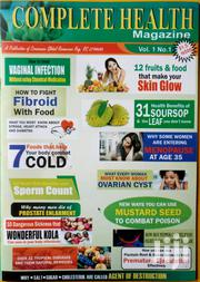Health Magazine On Natural Remendy For Curing Chronic Illness | Books & Games for sale in Rivers State, Port-Harcourt