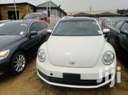 Volkswagen Beetle 2012 White | Cars for sale in Lagos State, Ajah