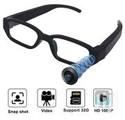 1080P Full HD Spy Glasses Hidden Camera | Security & Surveillance for sale in Lagos State, Ikeja