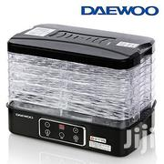 Daewoo Food Dehydrator 6 Trays | Kitchen Appliances for sale in Lagos State, Ikoyi