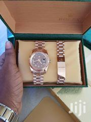 Rolex Wrist Watch and Hand Chain. | Watches for sale in Lagos State, Lagos Island