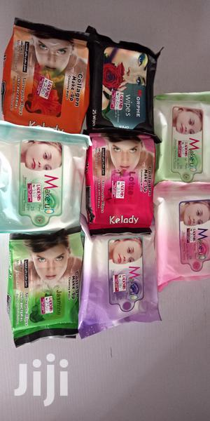 Makeup Remover / Wipes