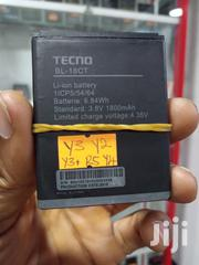 Original Tecno Y2 Battery BL-18CT | Accessories for Mobile Phones & Tablets for sale in Lagos State, Ikeja