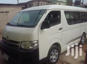 Toyota HiAce 2013 White | Trucks & Trailers for sale in Lagos State, Ojota