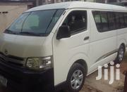 Toyota HiAce 2013 White | Trucks & Trailers for sale in Lagos State, Surulere