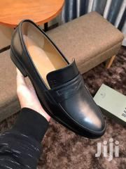 Bally Men's Calf Leather Penny Loafer Shoes   Shoes for sale in Lagos State, Lekki Phase 1
