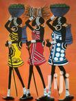 African Paintings | Arts & Crafts for sale in Port-Harcourt, Rivers State, Nigeria