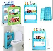 4 Step Moveable Storage Rack | Kitchen & Dining for sale in Lagos State, Ilupeju