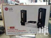 New LG Home Theater DVD Player Bluetooth 600watts Bass Blast | Audio & Music Equipment for sale in Lagos State, Ojo