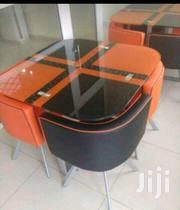 Restaurant Dining Table With 4 Chairs | Furniture for sale in Lagos State, Ojo