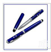 LED Red Laser Pointer Stylus Pen -blue   Accessories for Mobile Phones & Tablets for sale in Lagos State, Ikeja