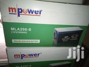 200ah/12v Mpower Gel Battery | Solar Energy for sale in Lagos State, Ojo