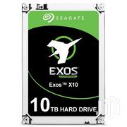 Seagate Exos X10 10TB SATA 6gb/S 256MB Cache Enterprise Hard Drive | Computer Hardware for sale in Lagos State, Ikeja